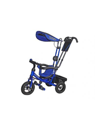Велосипед детский Mini Trike новая подножка+надувные колеса