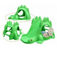Детская пластиковая горка Paradiso Динозавр