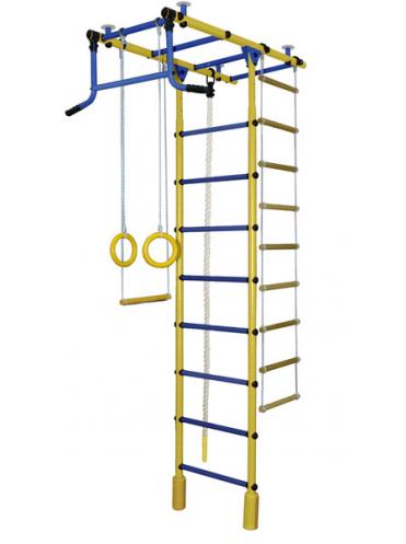 Детские спорткомплексы Атлант-2С Плюс + подарок мат гимнастический