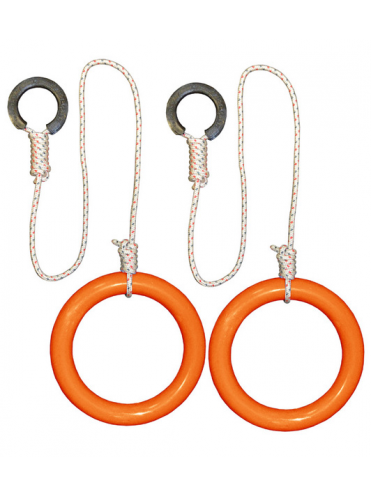 Кольца гимнастические круглые
