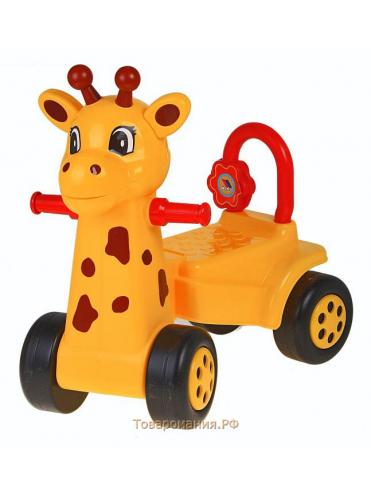 Детская каталка жираф Джерри