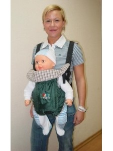 Кенгуру рюкзак Babystyle Татошка
