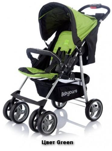 Детские прогулочные коляски Baby Care Voyager