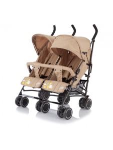 Коляска для двойни Baby Care Citi Twin