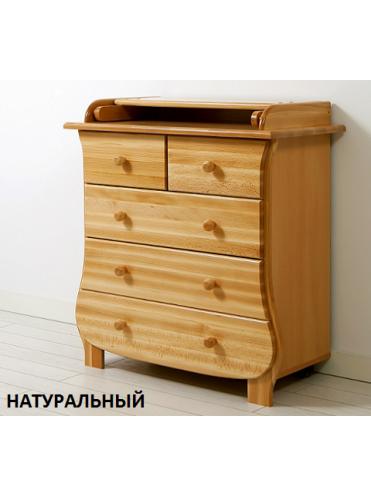 Комод с пеленальным столиком Александра Gandylyan