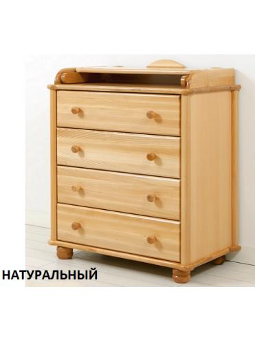 Комод с пеленальным столиком Иришка Gandylyan