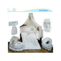 Комплект в кроватку Золотой Гусь Антошка 7 предметов