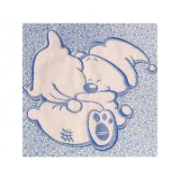 Комплект в кроватку Мишка с подушкой 7 предметов