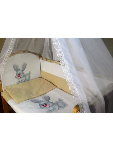 Детский комплект в кроватку Панно 7 предметов