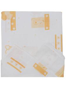 Комплект постельного белья в кроватку Улитка