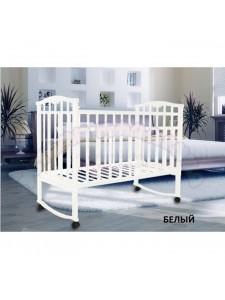 Детская деревянная кроватка Агат Золушка 1