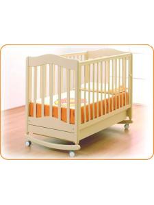 Детская деревянная кроватка Ванечка Gandilyan
