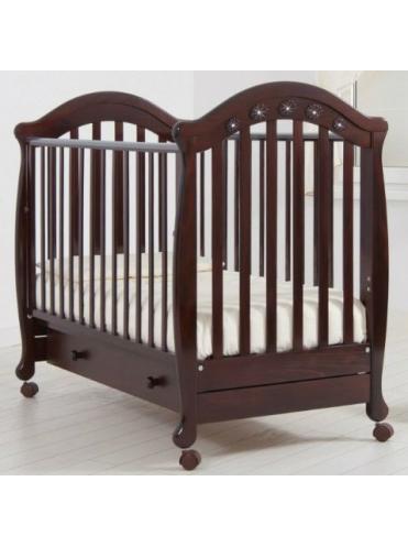 Детская деревянная кроватка Джузеппе Gandilyan