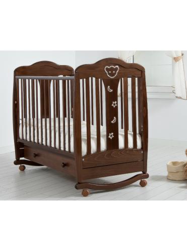 Детская деревянная кроватка Мишель Gandilyan