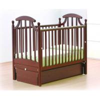 Детская деревянная кроватка Альбина маятник Gandylyan