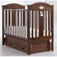 Детская деревянная кроватка Даниэль маятник Gandylyan