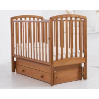 Детская деревянная кроватка Дашенька маятник Gandylyan