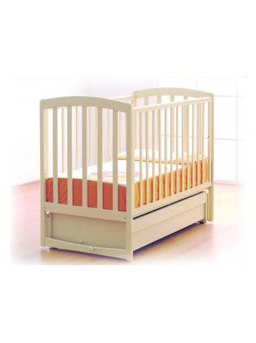 Детская деревянная кроватка Полина маятник Gandylyan