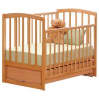 Детская деревянная кроватка Чу-ча маятник Gandylyan