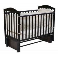 Кровать детская Алита (3/5) а/с,универсальный маятник поперечного и продольного качания
