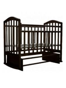 Детская деревянная кроватка Алита-3