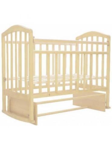 Детская деревянная кроватка Алита-5