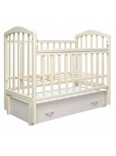 Детская деревянная кроватка Алита-6