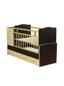 Детская деревянная кроватка Колибри-1