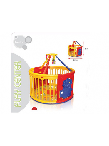 Манеж детский Bertoni Play Center