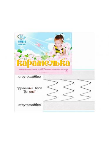 Детский матрас Карамелька