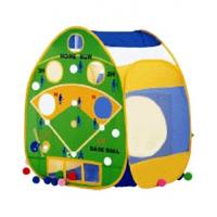 Игровой домик Бейсбол с мячиками 100 шт.