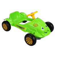 Педальная машина Pilsan Herby Car от 2 до 4 лет