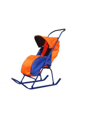 Санки коляска Малышок