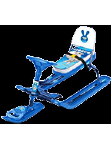 Снегокат Тимка спорт 4-1 со спинкой
