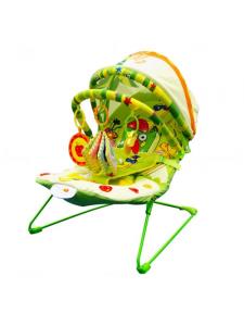 Детский шезлонг Фруктовый сад (вибрация, музыка)