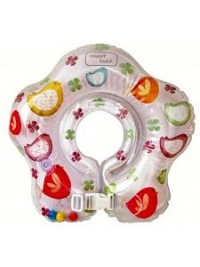 Детский надувной круг на шею для купания