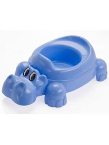 Горшок детский Dunya Plastik Бегемотик 11105
