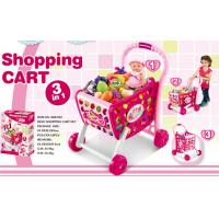 Игровой набор XIONG CHENG Тележка для супермаркета GIRL 008-903