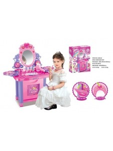 Игровой набор Xiong Cheng Туалетный столик Маленькая модница