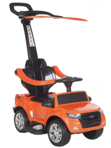 Электроминикар RXL Ford Ranger DK-P01-E Лицензия с ручкой