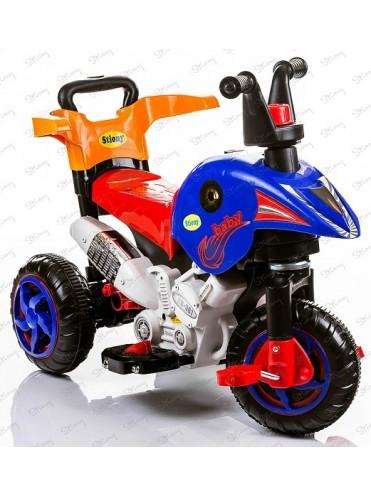 Детский электромотоцикл 301А