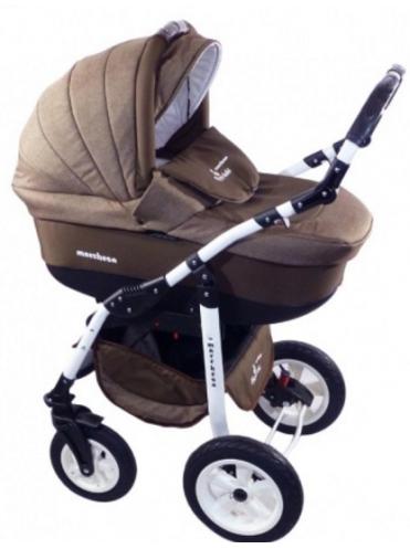 Детская коляска 2 в 1 Marchesa
