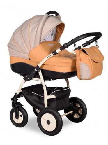 Детская коляска Indigo 17 S Jeans 2 в 1