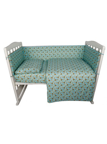Комплект в кроватку Bambola Малышок 6 предметов