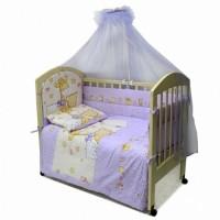 Комплект в детскую кроватку Детский мир 7 предметов