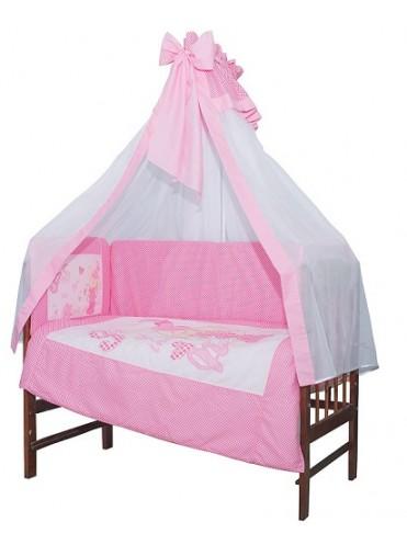 Комплект в кроватку Мама Шила Друзья 1045 (7 предметов)