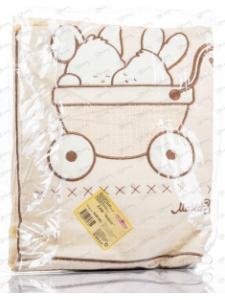 Комплект постельного белья Зайка 10063 3 пр