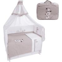 Комплект в кроватку Lider Kids Бэмби (бязь) 7 предметов