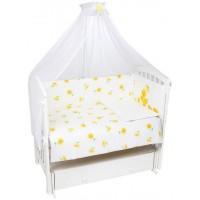 Комплект в кроватку Lider Kids Утята (10226) 7 предметов