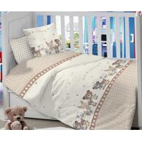 Комплект постельного белья Masterson Best Friend 3 предмета